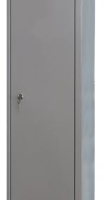 Метален шкаф за дрехи (единичен)