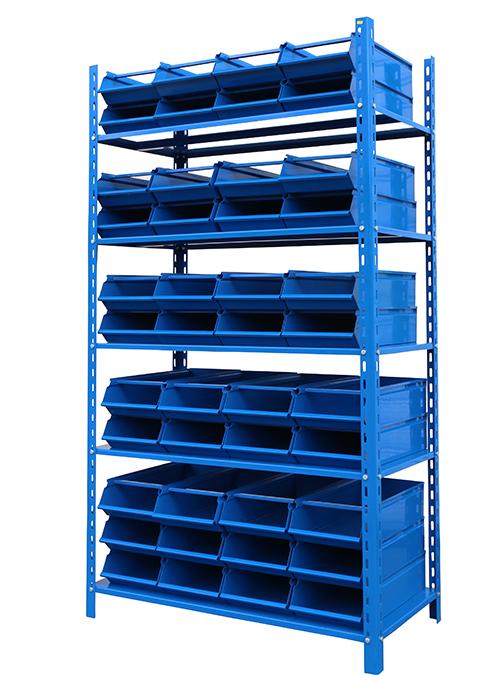 Стелаж за складове и магазини
